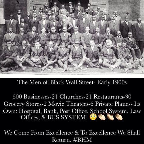 Black Wall Street- The Black History Month Story You Didn