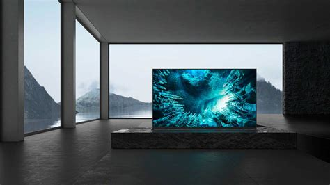 Here Are Sony's Newest 8K LED, 4K OLED And 4K LED TV