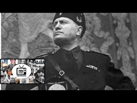 The Execution of Benito Mussolini, April 28 1945 - YouTube