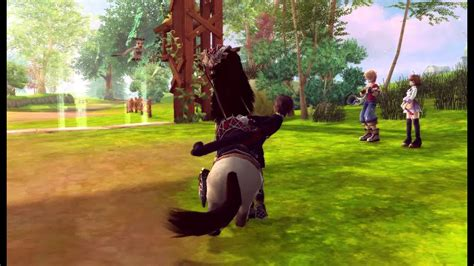 """Alicia Online - """"Charity""""/Benevolent horse finisher - YouTube"""